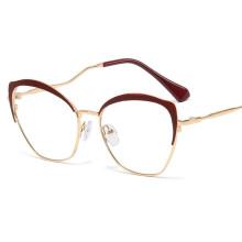 Women frame glasses Brand Eyewear optical glasses eyeglass frames  custom logo on sale