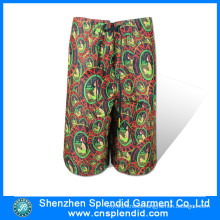 Men Clothing Manufacturing Boxer Fashion Sublimated MMA Shorts