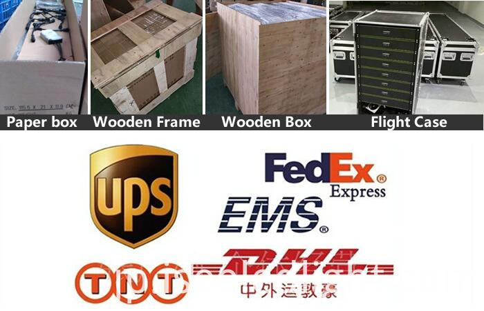Pixel LED Tubelight package and shipping
