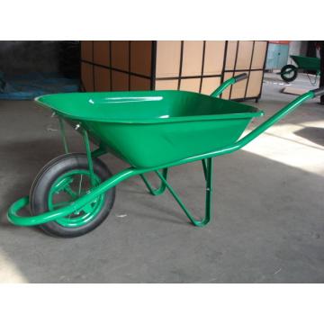 Wheel Barrow Green Color (WB6400)