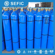 Seamless Steel Gas cylinder sell oxygen tank