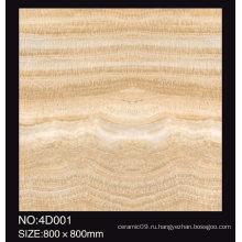 Хорошее качество Новый шаблон Полностью глазированная полированная плитка из фарфора 800X800 600X600 Silestone Floor