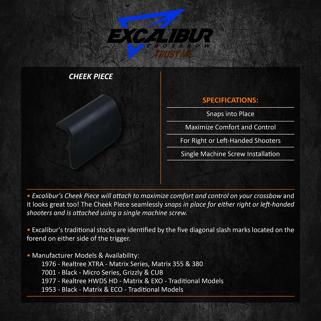 Excalibur_Cheek_Piece_Product_Description