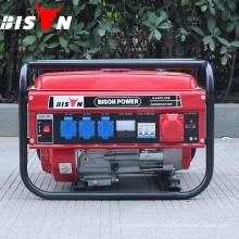 BISON (CHINA) Alle Arten von Silent Generator, verschiedenen Preis von Benzin-Generator, billig 8500w Benzin-Generator
