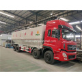 Dongfeng 8x4 bulk feed transportation truck