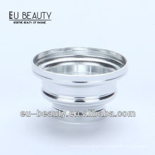 13mm Shiny silver aluminum stepped collar
