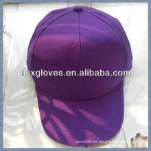 Gorras y sombreros de recuerdo promocionales