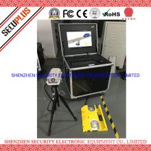SECUPLUS Portable UVSS Innovative Vehicle Underside Surveillance System SPV3000