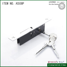 The moving door lock aluminum sliding door lock
