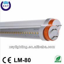 T8 Retrofit 100lm/w 1200mm 5 years warranty led hanging tube light