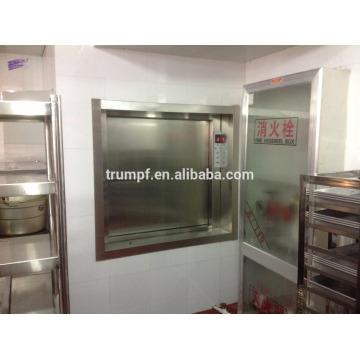 mini food elevator dumbwaiter for home restaurant kitchen