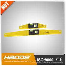 I-Beam niveau d'esprit solide aimant i-beam niveau d'essieu 1.8mm pont i-beam level