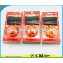 Hot Selling Kid's Toy Various Design Basketball Wrist Hi Rubber Bounce Ball