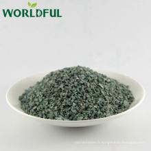 Zéolite normale pour le filtre de l'eau, rocher naturel de zéolite Clinoptilolite de 2-4MM