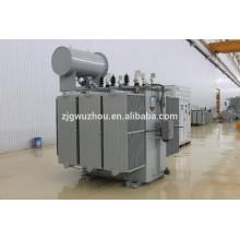 ZS Serie 4500 ~ 8000kva Öltyp Spannungsgleichrichter Transformator
