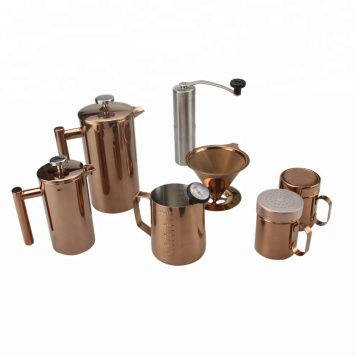 Bestseller PVD Coffeeware Sets