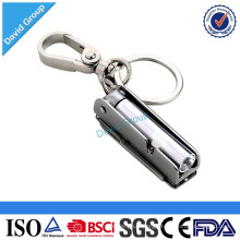 Top Seller! Customized Logo Printing Wholesale Custom Promotional Advertising Key Chain