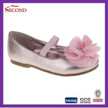 Mode PU Chaussures habillées pour enfants