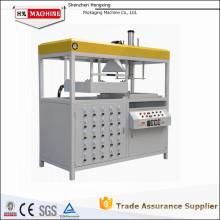 Máquina de termoformado plástica manual de la sola estación que forma la máquina