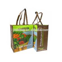 European Regulation reusable shopping bag rpet bag