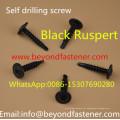 Ruspert parafuso preto Dacromet parafuso auto perfuração parafuso