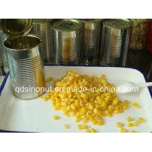 2015 temporada de otoño enlatados granos de maíz dulce