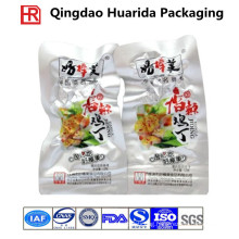 Plastic Vacuum Snack Bag, Plastic Food Packaging Bag