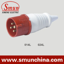 16/32A 380V 4pin Electrical Plug and Socket