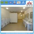 Attractive design easy installation modern prefab modular container bathroom house