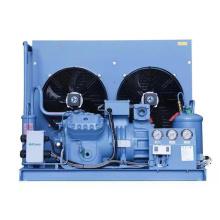 Unidad de condensación de compresor de aire tipo caja