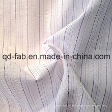 Tissu teinté teint de fil (QF13-0400)