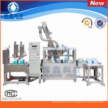 Máquina de llenado de alta calidad para pintura industrial / pintura anticorrosiva
