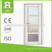 Colonial style melamine door from fast supplier