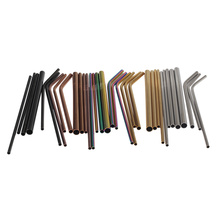 New Design Food Grade Stainless Steel Straws