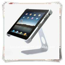 BRAND NEW PREMIUM Alumínio Metal suporte giratório de 360 graus suporte para iPad 2