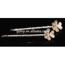Очаровательный блестящий кристалл Барретт Rhinestone Bobby Pin
