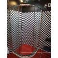Salle de douche simple sans plateau