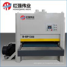 Máquina de lixar de cinto de calibração precisa e precisa da madeira