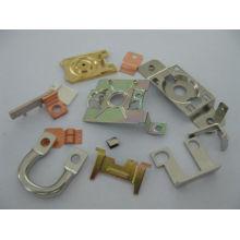 Viele Arten von benutzerdefinierten Blech Stanzteile