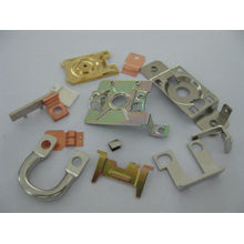 De nombreux types de pièces d'estampage en tôle sur mesure