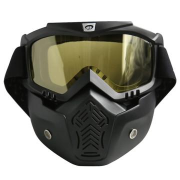 Masques de Motocross de Sports de plein air de chasse militaire Fashion lunettes de protection masque