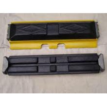 abrasion resistance custom rubber track pad