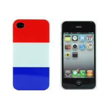 French Flag Hard Cover for iPhone 1