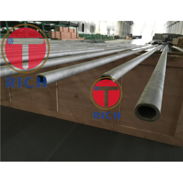 Elliptical Welded Seamless Stainless Steel Tube TP409