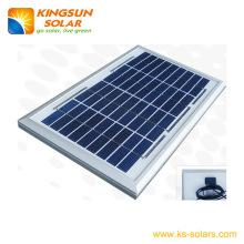 Cargador solar de panel solar de 5W