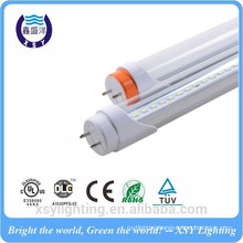 130lm/w ul dlc tuv t8 led light tube 18w