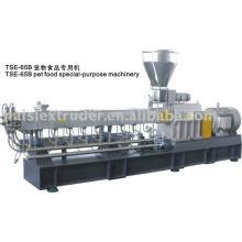CE-Norm & konkurrenzfähiger Preis SHJ-75 b Tiernahrung Twin Schraube Extruder