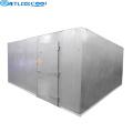 Cámara fría de panel sándwich de acero inoxidable