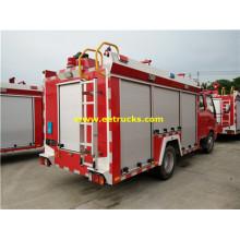 1000 галлонов 4х2 огнетушитель грузовиков