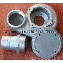 Pièce de valve d'acier inoxydable de moulage de précision de précision (pièces d'usinage)